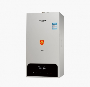 燃气壁挂炉提高了燃烧范围和效率