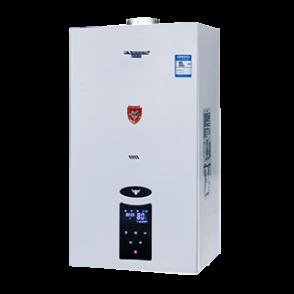 中山板换式燃气采暖热水炉-X
